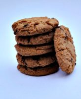 Biscuit Chocolate Chip Ginger