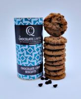 Biscuit Chocolate Chip Tube