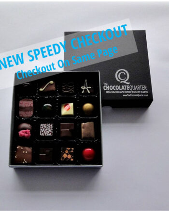 Speedy Checkout Chocolate Truffle Boxes