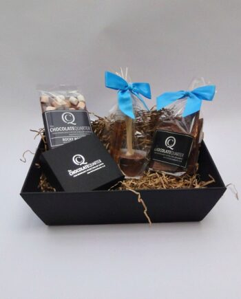 luxury chocolate taster hamper