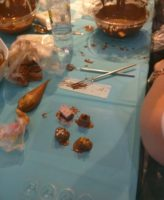 Chocolate Truffle Making Experience mess 2