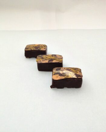 Afterburn Chilli and Lime chocolate truffle row