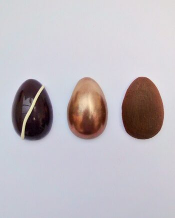 Single Origin Craft Chocolate Easter Eggs