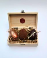 Single Origin Craft Chocolate Easter Eggs Boxed