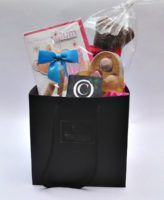 Mothers Day Chocolate Hamper Closed