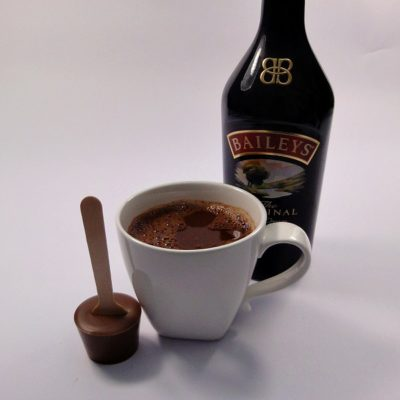 Irish Cream Hot Chocolate Spoon