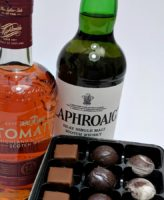 Fathers Day Whisky Chocolate 2017
