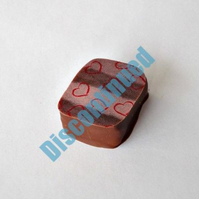 Cherry Bakewell chocolate truffle