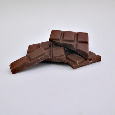 Chocolate Bar Milk Chocolate Broken