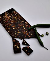 Inclusion Bar Aztec Chilli Broken