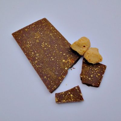 Inclusion Bar Cinder Crunch Broken