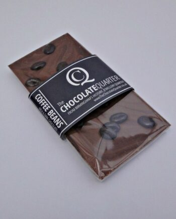 Inclusion Bar Coffee Beans Wrapped