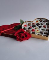 Valentines Rose Box 1