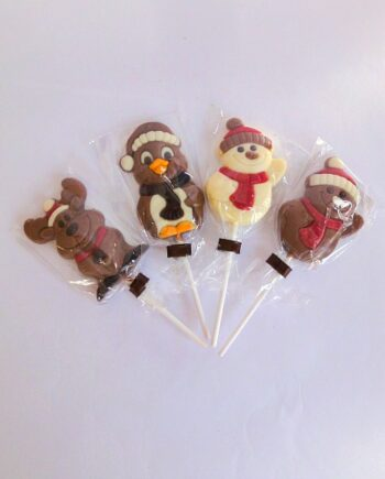 christmas chocolate ollies