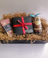 large luxury chocolate christmas hamper