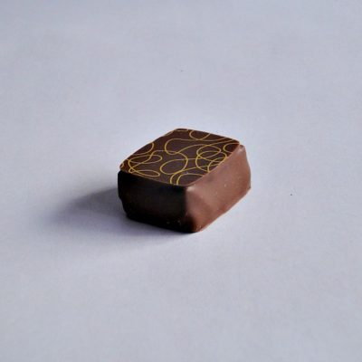 Lemon and Thyme Chocolate Truffle