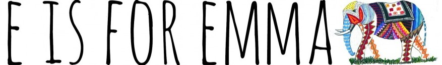 e is for emma blog