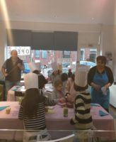 Childrens Chocolate Experience