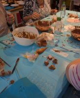 Chocolate Truffle Making Experience Guests mess