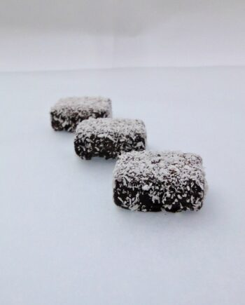 coconut passion chocolate truffle row