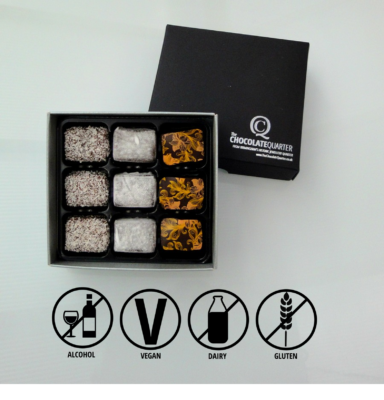 Free From Dairy Alcohol Gluten Chocolates