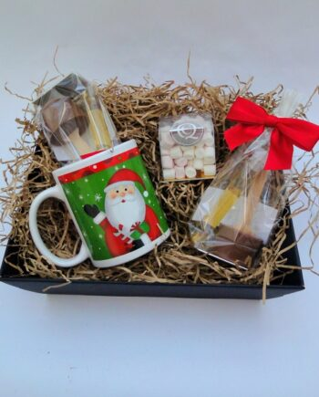 hot chocolate spoon hamper