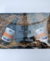 Fathers Day Chocolate Hamper Closed